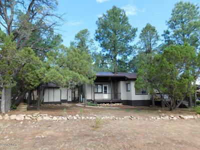 Overgaard Manufactured Home For Sale: 2176 Tenderfoot Trail