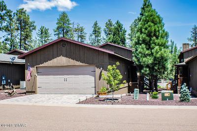 Lakeside Condo/Townhouse For Sale: 5378 W Glen Abbey Trail