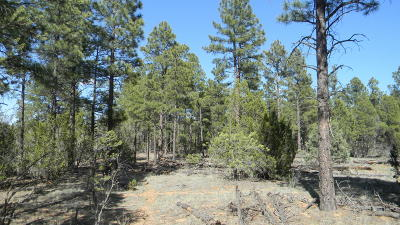 Overgaard AZ Residential Lots & Land For Sale: $68,000