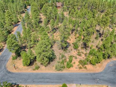 Show Low Residential Lots & Land For Sale: 3500 W Redbud Lane