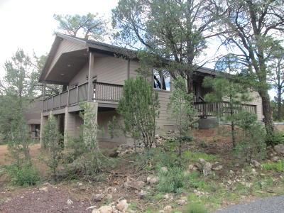 Overgaard AZ Single Family Home For Sale: $249,900