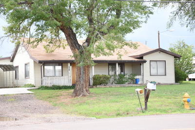 Show Low Single Family Home For Sale: 201 E McNeil