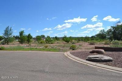 Snowflake Residential Lots & Land For Sale: 351 Washington Street
