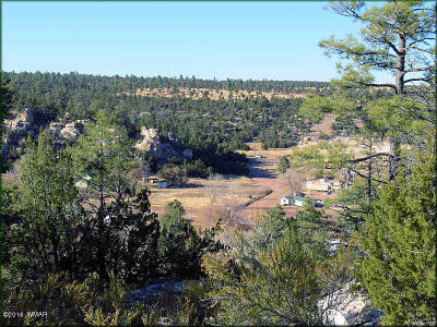 Heber AZ Residential Lots & Land For Sale: $64,900