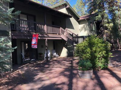 Pinetop Condo/Townhouse For Sale: 4515 Resort Loop