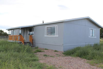 Show Low Manufactured Home For Sale: 1390 Bourdon Ranch Road