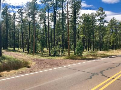 Pinetop Residential Lots & Land For Sale: 49 E Woodland Lake Road