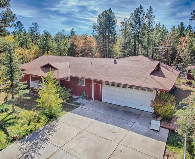 Lakeside Single Family Home For Sale: 3101 Sunset Lane