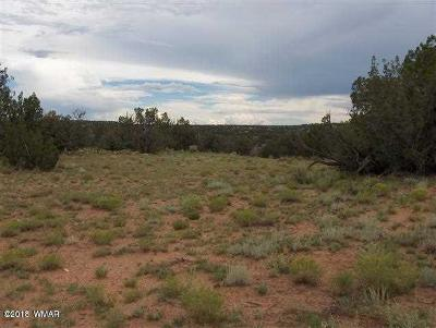 Heber AZ Residential Lots & Land For Sale: $30,000