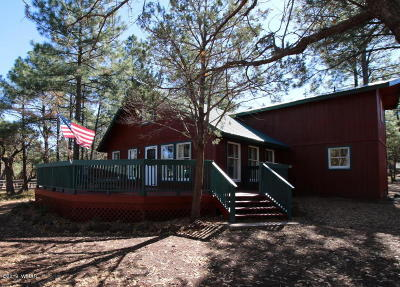 Lakeside Single Family Home For Sale: 3429 Hilltop Drive
