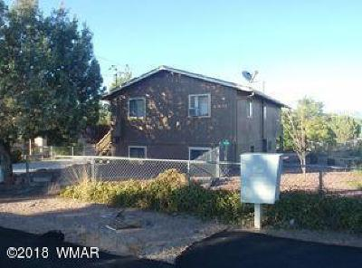 Payson Single Family Home For Sale: 7387 N Toya Vista Road