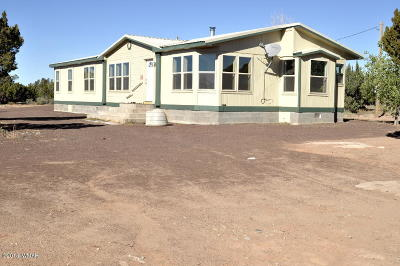 Snowflake Manufactured Home For Sale: 4473 Keats Road