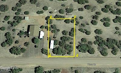 Show Low Residential Lots & Land For Sale: 8304 Pinon Drive