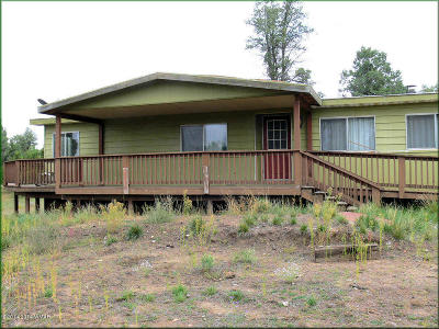 Overgaard Manufactured Home For Sale: 2056 Cherokee Strip