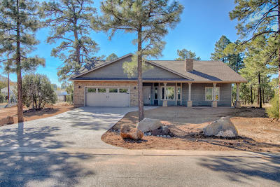 Lakeside Single Family Home For Sale: 5441 S Elk Springs Drive