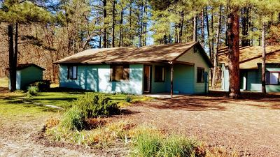 Lakeside Single Family Home For Sale: 1224 S McCabe Lane