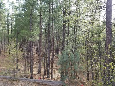 Show Low Residential Lots & Land For Sale: 2280 S Bristlecone Drive