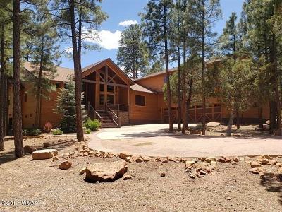Navajo County Single Family Home For Sale: 2981 W Sage Lane