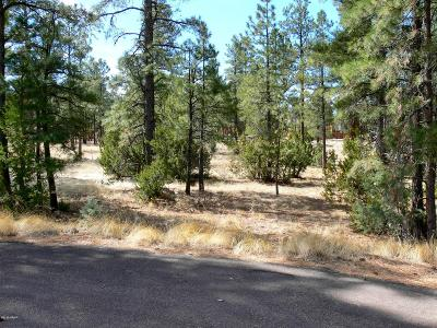 Overgaard AZ Residential Lots & Land For Sale: $120,000