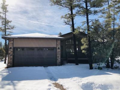 Lakeside Single Family Home For Sale: 5323 N Elk Springs