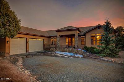 Overgaard AZ Single Family Home For Sale: $459,900