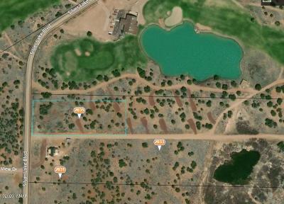 White Mountain Lake Residential Lots & Land For Sale: 2035 Silver Lake Boulevard