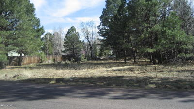 Pinetop Residential Lots & Land For Sale: 4971 Buck Springs Road