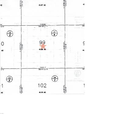 Navajo County Residential Lots & Land For Sale: Tbd White Mountain Lake Ranches