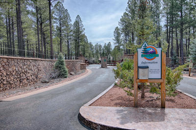 Pinetop Residential Lots & Land For Sale: 9575 Sierra Springs Drive