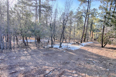 Pinetop Residential Lots & Land For Sale: Lot 102 Cedar Pine Road