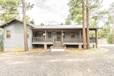 Navajo County Single Family Home For Sale: 980 E Lauren Court