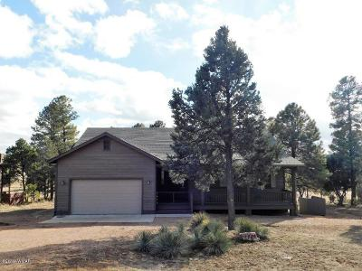 Overgaard Single Family Home For Sale: 2229 Fairway Drive