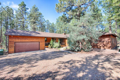 Lakeside Single Family Home For Sale: 2062 Fir Drive
