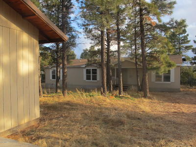 Overgaard Manufactured Home For Sale: 2181 Gingerbread Trail