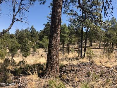 Overgaard AZ Residential Lots & Land For Sale: $78,900