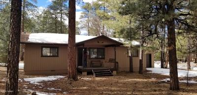 Pinetop Single Family Home For Sale: 5739 Bermuda Circle