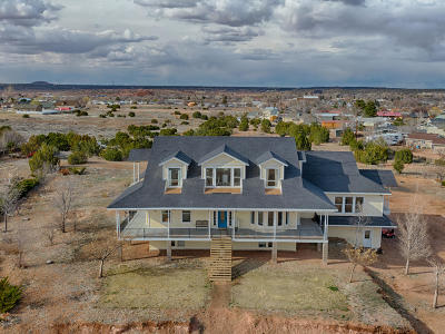 Snowflake Single Family Home For Sale: 1330 Hilltop Circle