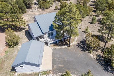 Overgaard Single Family Home For Sale: 2226 Fairway Drive