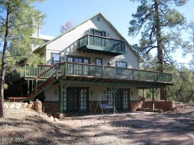 Heber Single Family Home For Sale: 1939 E Artists Draw