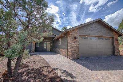 Lakeside Single Family Home For Sale: 5461 S Elk Springs