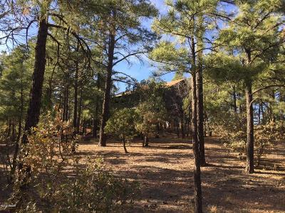Show Low Single Family Home For Sale: 2670 Tall Pine Road