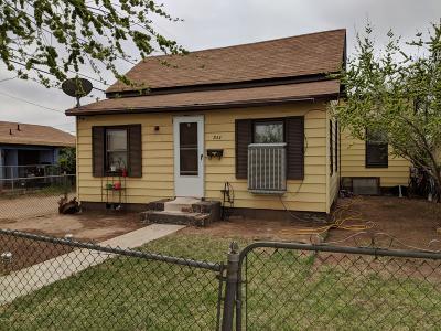 Navajo County Single Family Home For Sale: 311 E Aspinwall Street