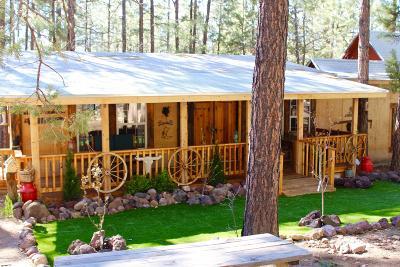 Lakeside Single Family Home For Sale: 730 Eagle Loop