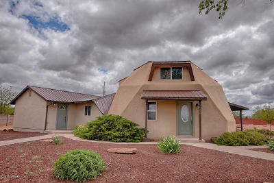 Navajo County Single Family Home For Sale: 689 Old Woodruff Road