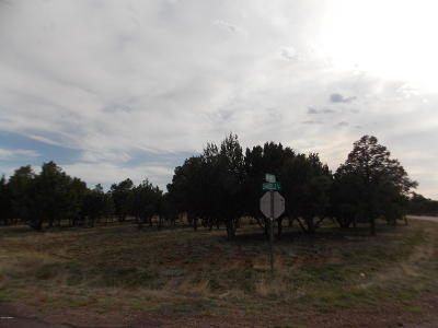 Overgaard AZ Residential Lots & Land For Sale: $59,900