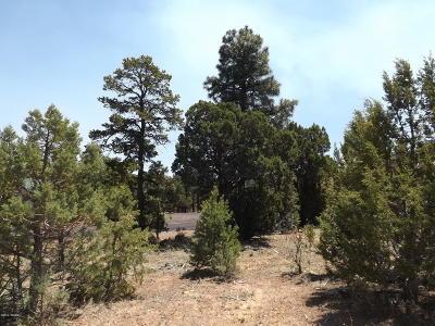 Heber AZ Residential Lots & Land For Sale: $39,900