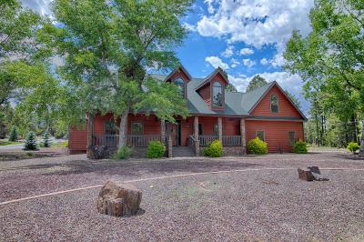 Lakeside Single Family Home For Sale: 4665 Mountain Gate Circle