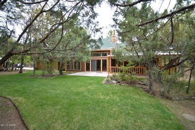 Lakeside Single Family Home For Sale: 2319 Rim Road