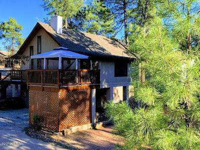 Payson Single Family Home For Sale: 100 S Forest Park Drive