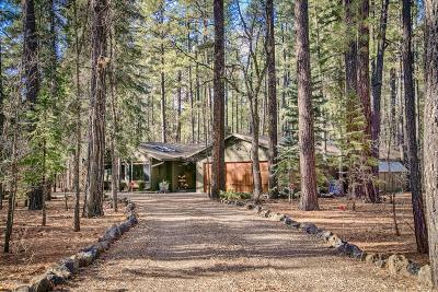 Pinetop Single Family Home For Sale: 2994 White Oak Drive